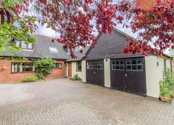 Thumbnail 5 bed detached house for sale in The Lane, Easton, Huntingdon, Cambridgeshire.