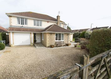 Thumbnail 4 bedroom detached house for sale in Channel Road, Clevedon