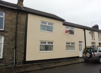 Thumbnail 2 bed property for sale in David Street, Trecynon, Aberdare