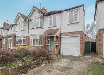 3 bed semi-detached house for sale in Chiltern Drive, Surbiton KT5