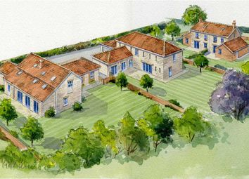 Thumbnail 4 bedroom detached house for sale in Manor Gardens, Langthorpe, Boroughbridge