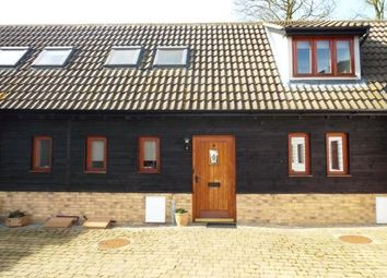 Thumbnail 2 bed terraced house to rent in White House Barns, Elmswell, Bury St. Edmunds
