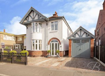 Thumbnail 3 bed detached house for sale in Ashfield Avenue, Mansfield