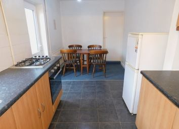 Thumbnail 3 bed terraced house to rent in Filbert Street East, Leicester