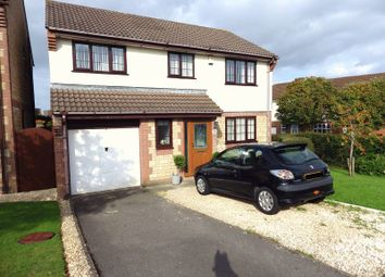 Thumbnail 5 bed detached house for sale in Huckley Way, Bradley Stoke, Bristol