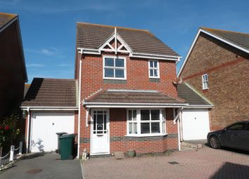 Thumbnail 3 bedroom link-detached house for sale in Domehouse Close, Selsey, Chichester