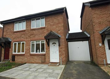 Thumbnail 2 bed semi-detached house for sale in Roman Way, Bicester
