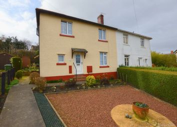 Thumbnail 3 bedroom semi-detached house for sale in Clayport Gardens, Alnwick