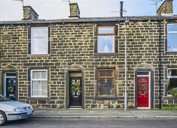 Thumbnail 3 bed terraced house for sale in Railway Terrace, Rawtenstall, Lancashire
