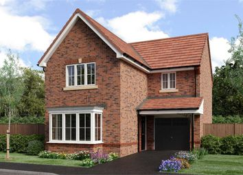 "Thumbnail 3 bed detached house for sale in ""The Malory"" at Netherton Colliery, Bedlington"
