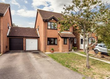 Thumbnail 3 bed link-detached house for sale in Peregrine Close, Hartford, Huntingdon.