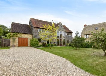 Thumbnail 4 bed detached house for sale in North Street, Aston, Bampton