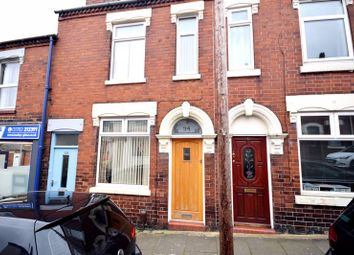 Thumbnail 2 bed terraced house for sale in Turner Street, Northwood, Stoke-On-Trent
