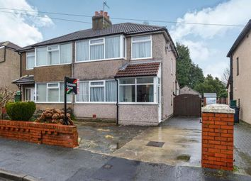 Thumbnail 3 bed semi-detached house for sale in Cleveleys Avenue, Lancaster, Lancashire