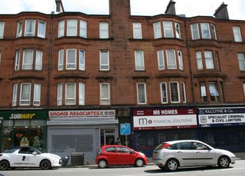 Thumbnail 2 bed flat for sale in Victoria Road, Glasgow