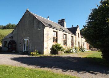 Thumbnail 4 bed detached house for sale in Glenlivet, Ballindalloch