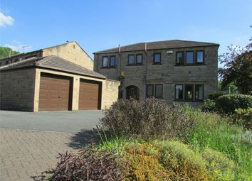 Thumbnail 3 bed detached house for sale in 25 River Holme View, Brockholes, Holmfirth