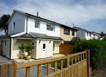Thumbnail 3 bed semi-detached house for sale in Ashfield, Consett