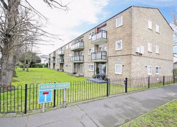 Thumbnail 1 bed flat for sale in Heron Court, Bromley