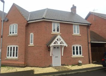 Thumbnail 3 bedroom semi-detached house for sale in Bartlett Close, Earl Shilton, Leicester
