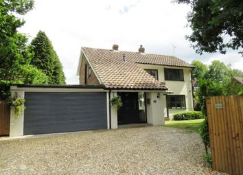 Thumbnail 3 bed detached house for sale in Rowplatt Lane, Felbridge, East Grinstead