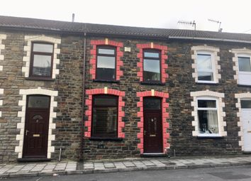 Thumbnail 3 bed terraced house for sale in Whitting Street, Porth