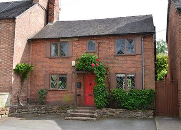 Thumbnail 4 bed cottage for sale in Shrewsbury Road, Market Drayton
