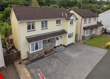 Thumbnail 4 bed detached house for sale in Barton Drive, Bradley Vale, Newton Abbot, Devon.