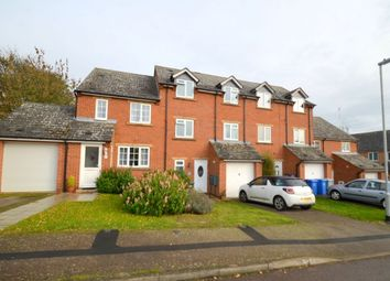 Thumbnail 4 bedroom terraced house for sale in Plough Close, Rothwell, Kettering