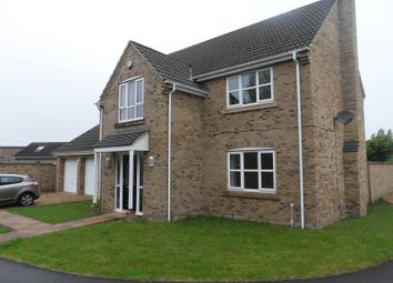 Thumbnail 4 bed detached house to rent in The Briars, Isleham, Ely