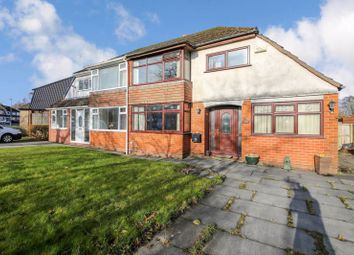 3 bed semi-detached house for sale in Edward Drive, Ashton In Makerfield, Wigan WN4
