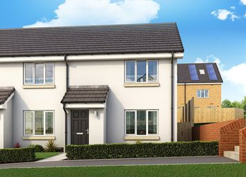 "3 bed semi-detached house for sale in ""The Blair"" at Torbeith Gardens, Hill Of Beath, Cowdenbeath KY4"