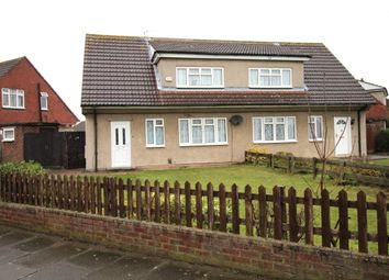 Thumbnail 3 bed semi-detached house to rent in Berkeley Road, Elstow, Bedford