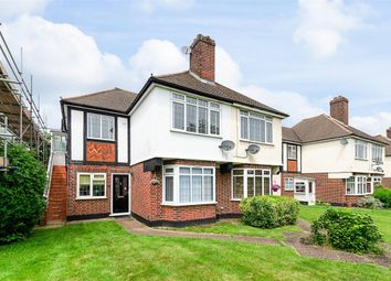 Thumbnail 2 bed maisonette for sale in London Road, Glynn Court, Cheam, Surrey