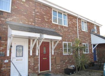 Thumbnail 2 bed terraced house for sale in Woburn Close, Paignton, Devon