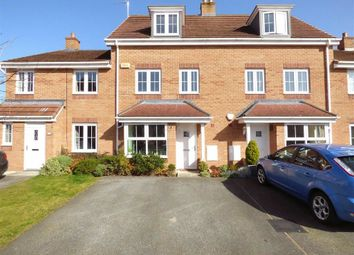 Thumbnail 4 bed town house for sale in Jackson Avenue, Nantwich