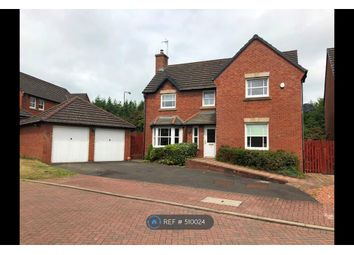 Thumbnail 5 bed detached house to rent in Westcroft Court, Livingston