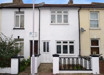 Thumbnail 3 bed terraced house for sale in Howard Street, Worthing