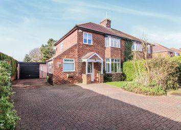 Thumbnail 3 bed semi-detached house for sale in Heathlands Road, Little Sutton, Ellesmere Port