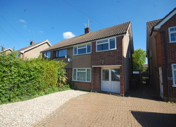 Thumbnail 3 bed semi-detached house for sale in Plymouth Road, Old Springfield, Chelmsford