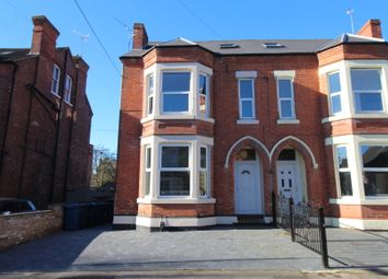 Thumbnail 4 bed semi-detached house to rent in William Road, West Bridgford, Nottingham
