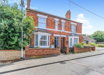 Thumbnail 2 bed semi-detached house for sale in Park Road, Raunds, Wellingborough