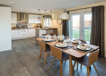 "Thumbnail 4 bed detached house for sale in ""Denewood"" at Barnston Mews, Farndon, Chester"