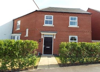 Thumbnail 3 bed property to rent in Templar Road, Ashby De La Zouch
