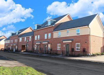 "Thumbnail 3 bed end terrace house for sale in ""Buchanan"" at Queen Elizabeth Road, Nuneaton"