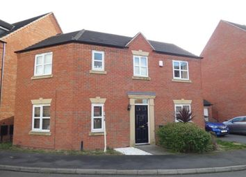 3 bed detached house for sale in Channel Crescent, Derby, Derbyshire DE24