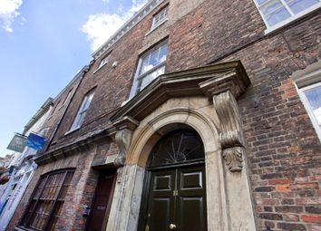 Thumbnail 1 bed flat to rent in Castlegate, York