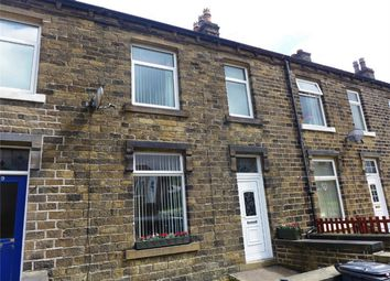 Thumbnail 3 bed terraced house to rent in Wood Street, Longwood, Huddersfield, West Yorkshire