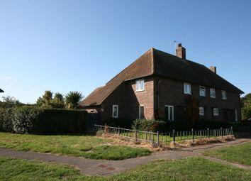 Thumbnail 4 bed semi-detached house for sale in Manhood Lane, Sidlesham