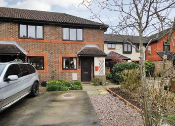 Thumbnail 2 bed end terrace house for sale in Woodlands, Horley, Surrey